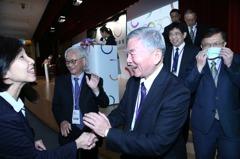 沈榮津:國際大廠來台形成策略聯盟 帶來前瞻技術