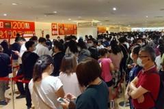 新竹SOGO周年慶明登場 預估12天目標15.7億元
