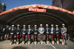 台中豪宅建商北上踩點 忠孝復興站旁「親家JIA」正式動工