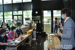 反水交社文化園區設圍籬 台南連署居民超過3千人