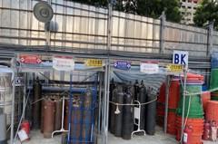 台中多起預售屋起火 都發局已列管30大、24層以上工地