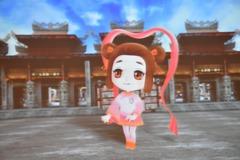 林口子弟戲首創推出AR人偶來學戲 傳統結合科技創意