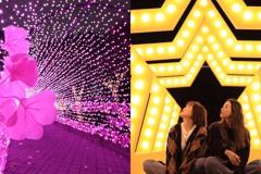 新莊副都心亮起來!宏匯廣場耶誕跨年四大打卡美景公開