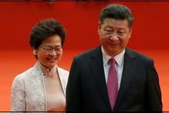 林鄭月娥:要向公眾灌輸「港版國安法」知識