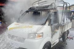高雄進香團火燒車女童逃生不及 檢警相驗大面積燒灼傷