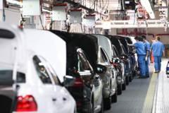 中汽協預估:陸明年汽車總銷量年增4%左右