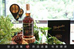 台灣限定單桶格蘭花格單桶原酒福爾摩沙精選發表