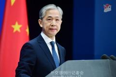 大陸外交部:中國影響美大選說法是「無中生有」