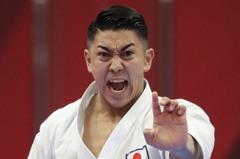 日本空手道東奧選手喜友名諒 確診新冠肺炎