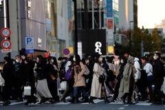東京新增736例 北海道12月病亡數占全日本1/4