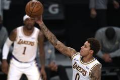 NBA/庫茲瑪3年1.3億續約湖人 AD也開心