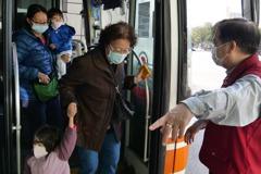 新增確診案例 新北:加強稽查大眾運輸防疫措施