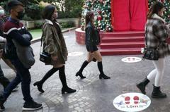 香港傳入英國變種病毒 2留學生確診