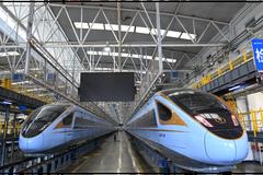 大陸將研發時速400公里高鐵、600公里磁懸浮技術