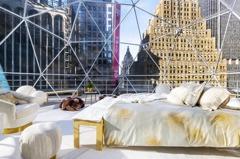 Airbnb攜手那斯達克 邀紐約客夜宿時代廣場迎2021