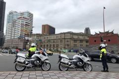 陰雨加疫情交通塞 北市警局組快打機動隊疏導交通