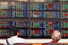 台股翻黑收跌11.02點 三大法人賣超54.51億元