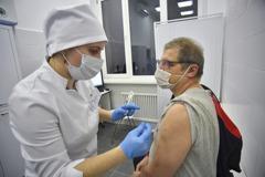 俄計劃赴烏克蘭臨床試驗 混合施打英俄製疫苗