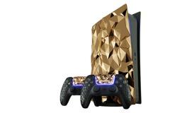 海馬社長換新衣?俄羅斯珠寶商推出黃金PS5 砸20公斤打造遊戲主機