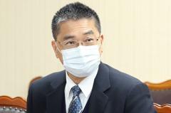徐國勇:里長協助發放產地貼紙 不負責查豬肉來源