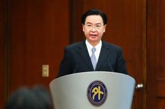 吳釗燮:期待台美經貿關係進展 重啟TIFA談判