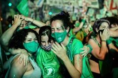 翻轉百年舊法!阿根廷成拉美最大的墮胎合法國