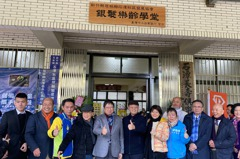 台灣企銀成立新竹首家銀髮樂齡學堂 推動長者共食服務