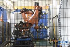 去年12月財新大陸製造業PMI為53 經濟持續復甦