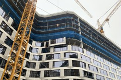 大陸建設舊金山建案 預計第二季完工
