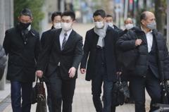 日本將發布緊急宣言 學者估疫情降溫約需2個月