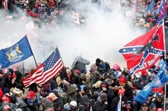 分析:美股為何無畏於國會暴亂?