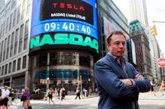 Tesla市值超越臉書 Elon Musk成為地表上最有錢的人!