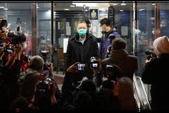 前港大副教授戴耀廷獲釋:香港凜冬已至