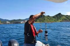 望海巷3D海底地形資料庫 可掌握小丑魚、珊瑚、船礁