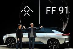 賈躍亭電動車品牌法拉第擬在美上市 估值30億美元