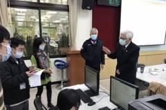 王浩宇罷免案16日投票 李進勇前往視察選務籌備