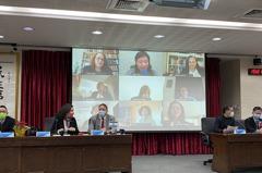北市學生國際交流超多元 視訊、筆友打破疫情界線