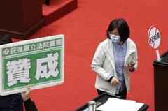 3拒為萊豬背書綠委被送中評會 綠中常委有異議:對黨也是傷害