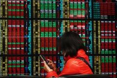 台股開高走低收跌4.39點 三大法人賣超16.36億元