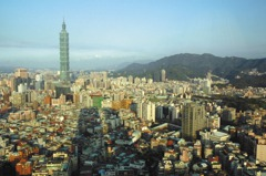 全國都市地價總指數上升1.04% 雙北嘉市台南漲幅大