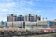 營造成本兩年漲三成 台中市區新推建案1字頭告終