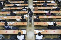 不畏新冠疫情 日本首度大學入學共同測驗登場