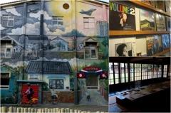新竹東大路小旅行!彩繪眷村、上海菜+黑膠音樂咖啡 整日追憶舊時光