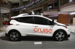 通用汽車自駕車事業Cruise獲微軟大筆投資 股價飆新高
