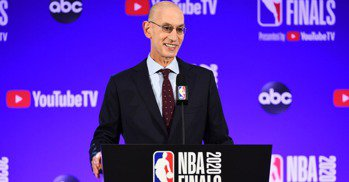 傳擴編索價25億美元 NBA總裁席佛喊太低