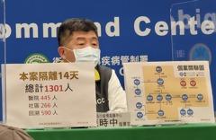 桃園觀察到2月4日 不能全寄望疫苗