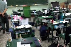 爆炸巨響!明星學校國中生自製爆裂物 北市:已處分