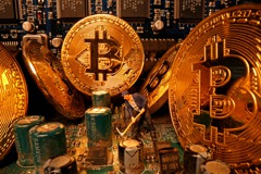 外銀看比特幣 難取代黃金