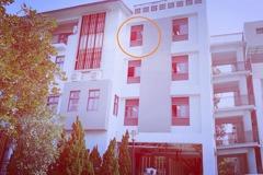 雲林高一生爬窗站4樓外牆當「跑酷」 專家:孩子想被看見