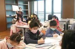 新竹忠信中學說書人營 學創作練表達